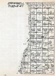 Campbell Township, Township 130, Range 47, Childs, Wilkin County 1922