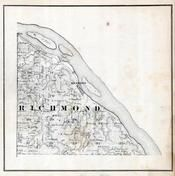 Richmond Township, Winona County 1867