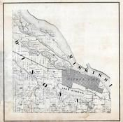 Winona Township, Sugar Loaf, Winona City, Winona County 1867