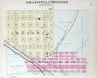 Amazonia, Boston, Andrew County 1909