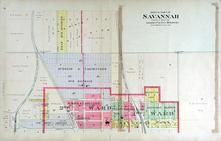 Savannah - North, Andrew County 1909
