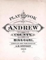 Title Page, Andrew County 1909