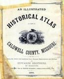 Title Page, Caldwell County 1876