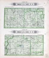 Township 32 N Range XIV and XII W, Competition, Gasconads River, Origanna, Laclede County 1912c