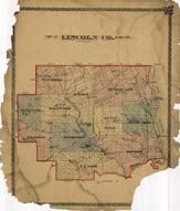 Index Map, Lincoln County 1878