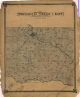Township 48 N., Range 1 East, Moscow, Lincoln County 1878