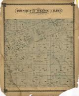 Township 50 N., Range 1 East, Brussels, Lincoln County 1878