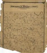 Township 50 N., Range 2 West, Millwood, Cuivre, Lincoln County 1878