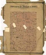 Township 50 N., Range 3 West, Olney, Lincoln County 1878