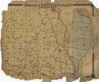 Township 50 N., Ranges 2 and 3 East, Kings Lake, Swan Pond, Lincoln County 1878