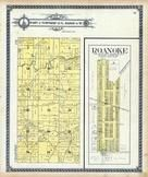 Township 53 N Range 16 W, Roanoke, Randolph County 1910