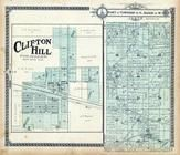 Township 54 N Range 16 W, Clifton Hill, Randolph County 1910