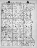 Butler Township, Lowry City, Chloe, Damascus P.O., Saint Clair County 1935c