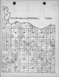 Speedwell Township, Pape, Saint Clair County 1935c