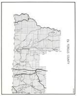 Fergus County - East, Forestgrove, Fort Maginnis, Battrick, Piper, Giltedge, Valentine, Armells, Wilder, Montana State Atlas 1950c