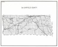 Garfield County - South, Brunelda, Grisdella, Freedom, Taylor Creek, Tindall, Vosby, Bruce, Edwards, Hillside, Wason Flats, Montana State Atlas 1950c