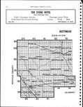 Bottineau County Map 1, Bottineau County 1951