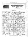 Cordelia Township, Bottineau County 1951