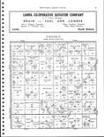 Eidsvold Township, Boundary Creek, Bottineau County 1951