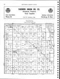 Tacoma Township, Newburg, Russell, Bottineau County 1951