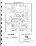 Willow City, Bottineau County 1951
