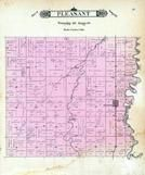 Pleasant Township, Hickson, Cass County 1893