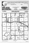 Map Image 001, Griggs and Steele Counties 1988