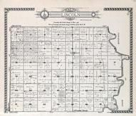 Lincoln Township, Bowesmont, Red River, Pittsburg Station, Pembina County 1928