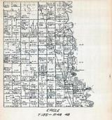 Eagle Township, Township 135, Ranges 48 and 49, Richland County 1922