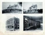 Sarles, Hillsboro, First National Bank, Traill and Steele Counties 1892