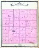 Galesburg Township, Traill and Steele Counties 1892
