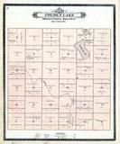 Golden Lake Township, Swan Lake, Traill and Steele Counties 1892