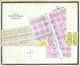 Mayville City, Traill and Steele Counties 1892