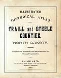 Traill and Steele Counties 1892
