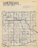 Sheridan Township, Holdredge, Phelps County 1952
