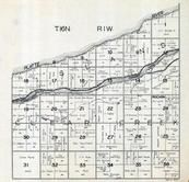 Island and Clear Creek Townships, Rochon, Polk County 1930c