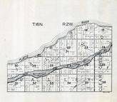 Island and Valley Townships, Polk County 1930c