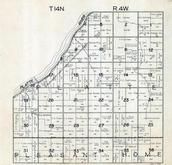Platte and Pleasant Home Townships, Polk County 1930c