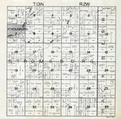 Stromsburg and Hackberry Townships, Polk County 1930c