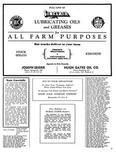 Erie County Rural Directory - Page 003, Erie County 1940