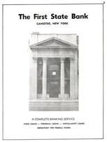 The First State Bank, Canisteo, New York