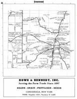 Greenwood Township, Steuben County 1961