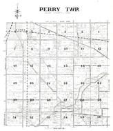 Perry Township, Lima, Allen County 1946