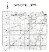 Shawnee Township, Lima, Hume, Allen County 1946