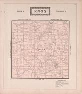 Knox Township, Guernsey County 1902