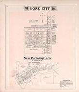 Lore City, New Birmingham, Guernsey County 1902