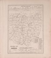 Ohio Geological Map, Guernsey County 1902