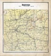 Benton Township, Bloomingville, Big Pine Creek, Hocking County 1876