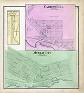 Carbon Hill, Murray City, South Carbon Hill, Hocking County 1876