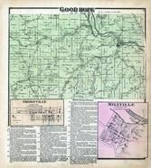 Good Hope Township, Gibison Ville, Millville, Pine Grove, Hocking County 1876